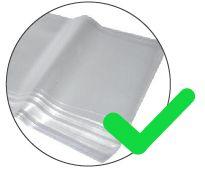 plástico transparente pvc para embalagem