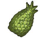 abacaxi decorativo para presente