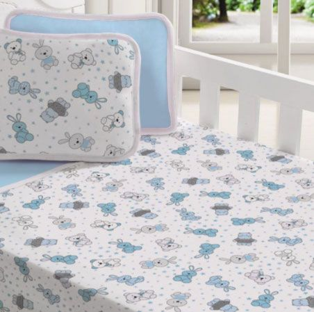 jogo de cama para bebe
