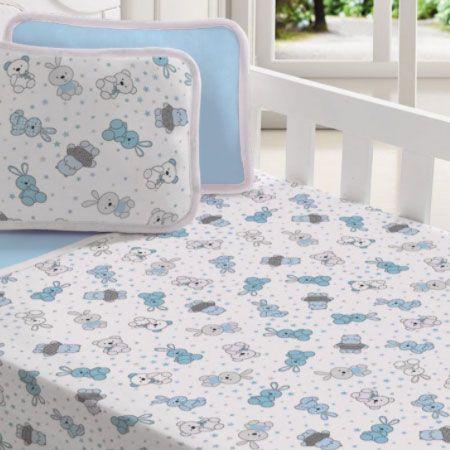 jogo de cama para bebê