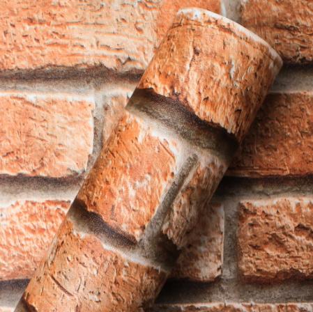 papel de parede de tijolo