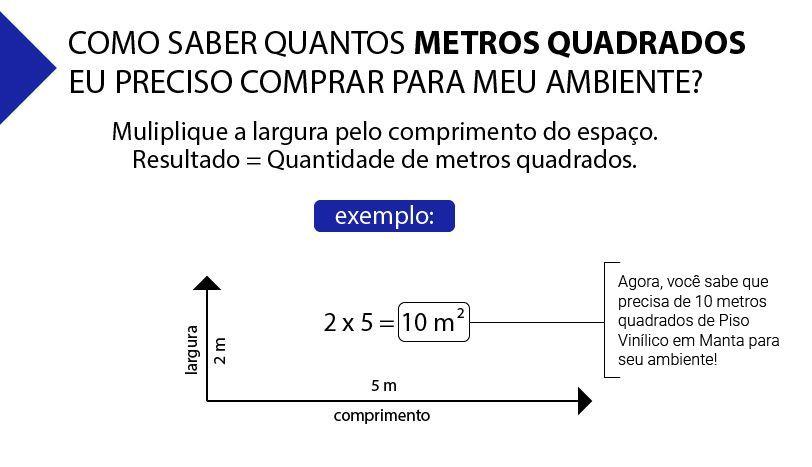 piso vinílico por metro quadrado