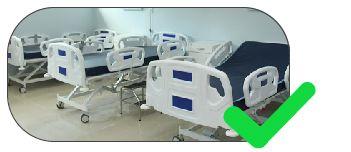 piso tátil para hospitais e postos e saúde
